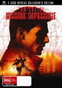 Mission: Impossible - [2 Discs] [Region 4] [Special Edition]