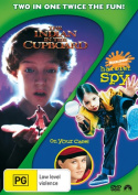 Harriet the Spy / The Indian in the Cupboard [Region 4]