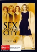 Sex And The City Season 4  [3 Discs] [Region 4]