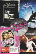 Flashdance / Footloose (1984) / Grease / Saturday Night Fever  [Region 4]