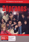 The Sopranos: The 4th Season [4 Discs] [Region 4]