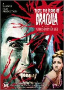 Taste The Blood Of Dracula [Region 4]