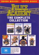 Police Academy - Complete Collection [Region 4]