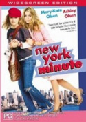 New York Minute [Region 4]