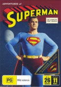 The Adventures of Superman - Season 1 [5 Discs] [Region 4]