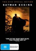 Batman Begins -: Bonus Disc [2 Discs] [Region 4] [Special Edition]