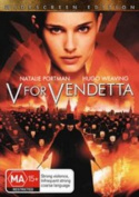 V For Vendetta [Region 4]