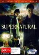 Supernatural - Season 1 [6 Discs] [Region 4]