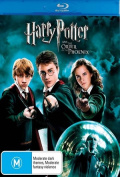Harry Potter and the Order of the Phoenix [Region B] [Blu-ray]