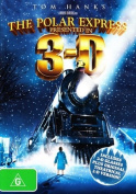 The Polar Express (2D and 3D) (Plays any TV with 4xPlastic Glasses)
