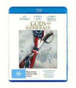 Gods and Generals [Region B] [Blu-ray]