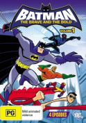 Batman the Brave and the Bold [Region 4]