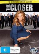 The Closer: Season 4 [Region 4]