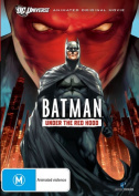 Batman Under the Red Hood  [Region 4]