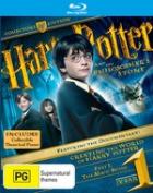 Harry Potter & The Philosophers Stone  [Region B] [Blu-ray]
