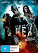 Jonah Hex [Region 4]