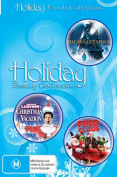 Fred Clause / Polar Express  / National Lampoons Christmas Vacation [Region 4]