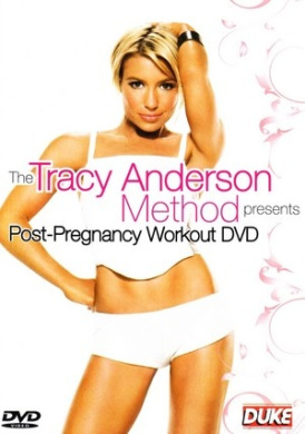 The Tracy Anderson Method: Post Pregnancy Workout