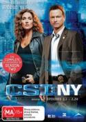 CSI NY Complete Season 2  [6 Discs] [Region 4]
