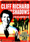 Cliff Richard and the Shadows Live in London 2009 [Region 4]