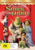 Shrek the Third [Region 4]