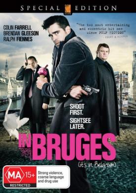 In Bruges DVD