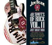 Jim Beam 40 Shots Of Rock