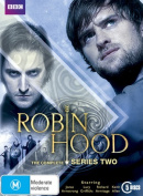 Robin Hood: Series 2 [Region 4]