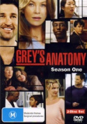 Grey's Anatomy Season 1  [2 Discs] [Region 4]