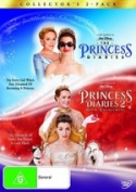 The Princess Diaries / The Princess Diaries 2  [Region 4]