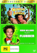 George of the Jungle / Flubber [Region 4]