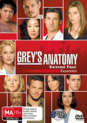 Grey's Anatomy: Season 4 [Region 4]