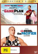 The Game Plan / Pacifier [Region 4]