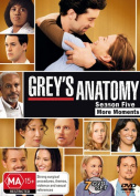Grey's Anatomy: Season 5 [Region 4]