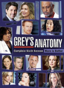Grey's Anatomy:  Season 6 [Region 4]