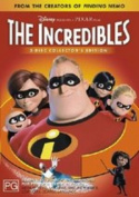 The Incredibles - Collector's Edition [2 Discs] [Region 4]