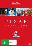 Pixar Short Films Collection - Volume 1 [Region 4]