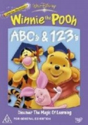 Winnie the Pooh: ABCs And 123s [Region 4]