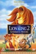 The Lion King II [Region 2]