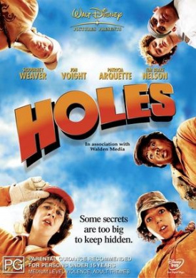 holes by disney shop online for movies dvds in new zealand