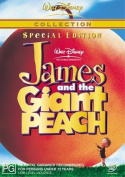 James and the Giant Peach [Region 4]