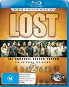 Lost: Season 2 [Region B] [Blu-ray]