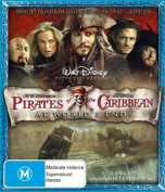 Pirates of the Caribbean [Region B] [Blu-ray]