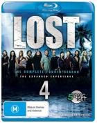 Lost: Season 4 [Region B] [Blu-ray]