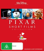 Pixar Short Films Collection - Volume 1 [Region B] [Blu-ray]