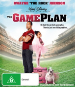 The Game Plan [Region B] [Blu-ray]