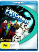 The Hitchhiker's Guide to the Galaxy  [Region B] [Blu-ray]