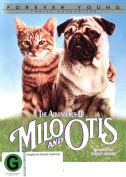 The Adventures of Milo and Otis [Region 4]