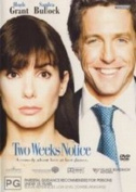 Two Weeks Notice [Region 4]