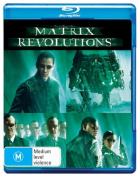 Matrix Revolutions [Region B] [Blu-ray]